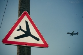 В аэропорту Шереметьево произвел аварийную посадку самолет