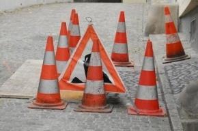 Движение в тоннеле на Пулковском шоссе ограничат до августа