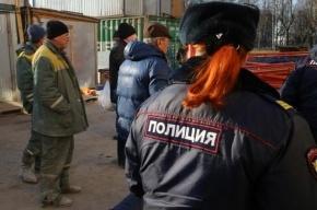 На стройке детского сада в Петербурге погиб мигрант