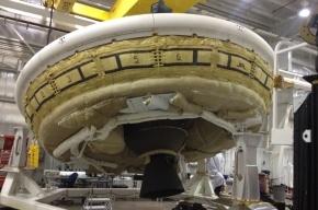 NASA создало летающую тарелку для доставки астронавтов на Марс