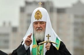 Патриарх Кирилл поздравил Порошенко с победой на выборах