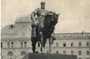 В Петербурге может пройти референдум о переносе памятника Александру III