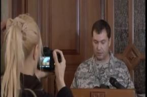 Неизвестные отбили «народного губернатора» Луганщины у пограничников Украины
