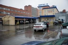 В Петербурге закончились автомобильные номера