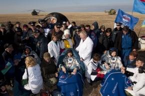 Экипаж МКС расскажет о полете в Twitter
