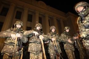 На Украине возобновлен военный призыв
