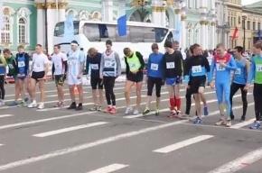 В Петербурге состоялась майская легкоатлетическая эстафета