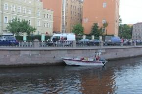 В Петербурге мужчина утопился в канале Грибоедова