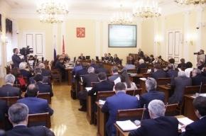 Полтавченко: Петербург поможет Симферополю с градостроительной политикой