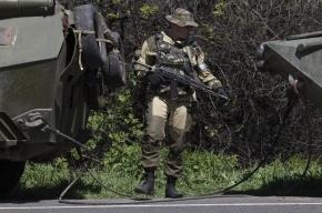 Сепаратисты заявили об убийстве 11 силовиков в Славянске