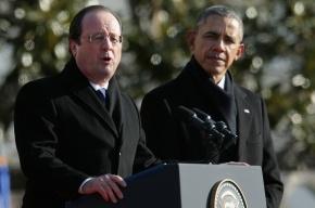 Обама и Олланд грозят России новыми санкциями и хвалят Украину
