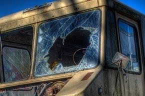 Под Петербургом иностранец обстрелял автобус