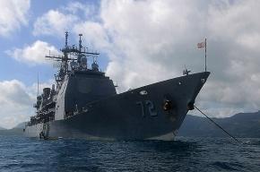 Американский крейсер зайдет в Черное море 9 мая