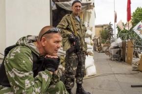 СМИ: В Луганске воинская часть сдалась ополченцам