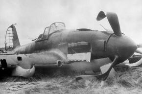 В Ленобласти нашли сбитый в войну самолет «Ил-2»