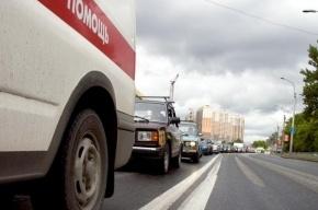 В ДТП с микроавтобусом в Ленобласти погиб человек