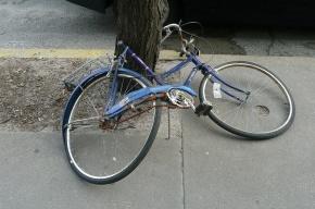 Грузовик насмерть сбил 10-летнюю велосипедистку под Петербургом