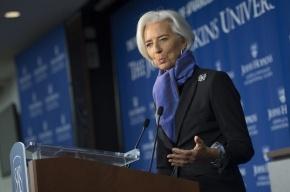 МВФ одобрил кредит Украине 17 миллиардов долларов