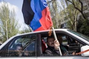 В Мариуполе украинская бронетехника штурмует горотдел милиции