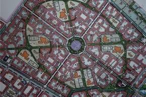 В Петербурге к 2023 году построят жилой микрорайон «Планетоград»