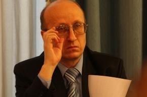 Прокуратура Петербурга внесла преставление вице-губернатору Михаилу Мокрецову