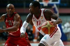 Петербургский баскетбольный «Спартак» прекращает существование