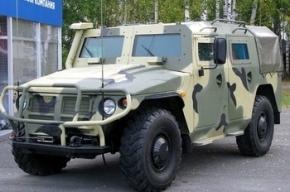 Жириновский намерен отправить свой джип «Тигр» на юго-восток Украины
