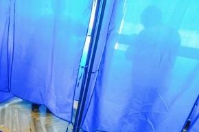 На выборах президента Украины проголосовали почти 40% избирателей