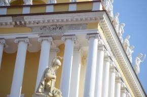 Петербургское Адмиралтейство пришлось реставрировать повторно