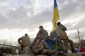 Минобороны: Украина сосредоточила 15 тысяч военных на границе с РФ