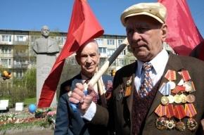 В Петербурге 8 и 9 мая городской транспорт для ветеранов станет бесплатным