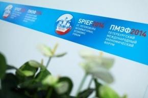 Начинает работу Петербургский международный экономический форум