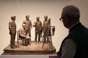 В Русском музее открылась персональная выставка Церетели