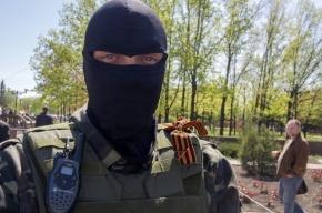 Сторонники федерализации заняли военкомат в Луганске