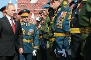 Путин прибыл в Крым на День Победы впервые после присоединения