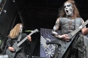 Православные сорвали концерт группы Behemoth в Новосибирске