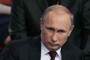 Путин удивлен, что Запад решил уконтрапупить его друзей