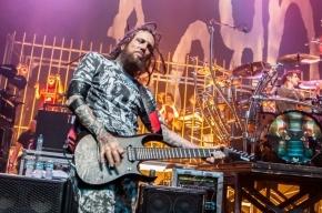 Гитарист группы Korn госпитализирован в Красноярске