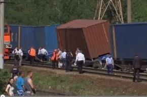 Число пострадавших в аварии поездов в Подмосковье выросло до 51