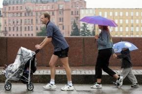 Петербург в среду ожидает ливни с грозами и штормовой ветер
