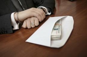 Высокопоставленный сотрудник СК РФ попался на взятке в 1 млн долларов