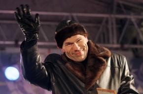 Валуев стал внештатным инспектором Росрыболовства