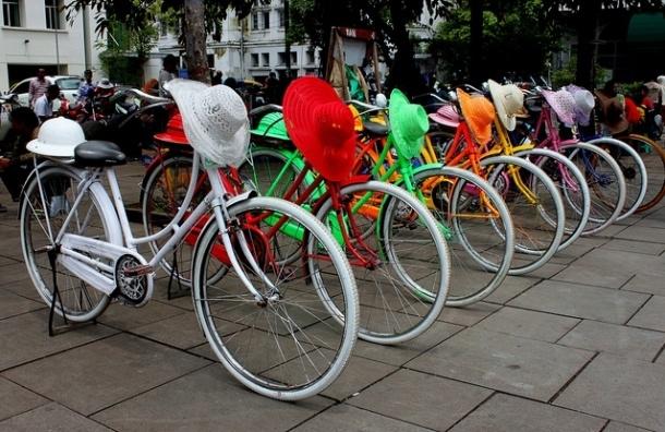 В Петербурге откроют 34 автоматических пункта велопроката