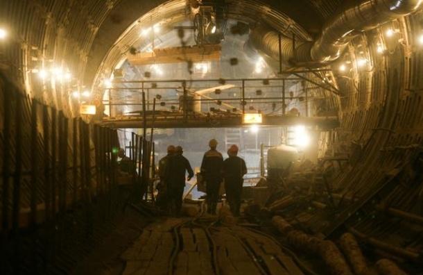 Метро в «Кудрово» построят к 2017 году