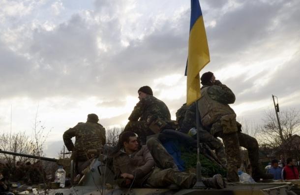 СМИ: в операции на Украине участвуют элитные солдаты из США
