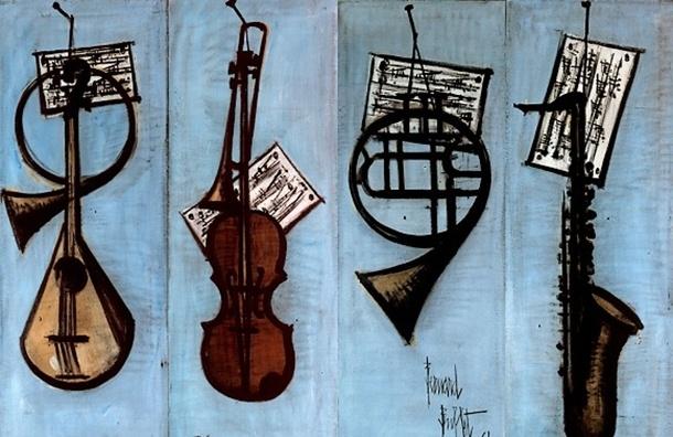Ученикам петербургской консерватории подарили музыкальные инструменты