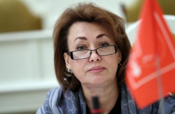 Кандидатом в губернаторы Петербурга от КПРФ станет Ирина Иванова