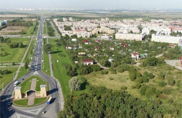 В Пушкине состоится митинг в защиту природных объектов