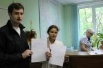 Регистрация кандидатов в МО «Светлановское»: Фоторепортаж