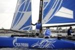 Фоторепортаж: «Extreme Sailing Series»